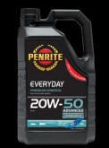 Penrite Engine Oil Everyday Driving 20w 50 5L