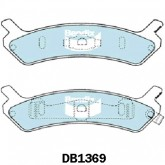 Bendix  Disc Brake Pad - DB1369 BP