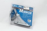 Universal Rear View Mirror (Silver)