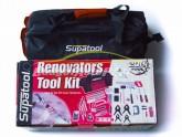 Supatool Bag - 200 Piece Renovators Tool Kit