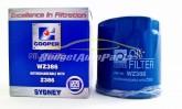Oill Filter WZ386