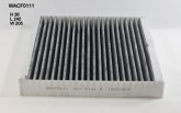 CABIN/POLLEN AIR FILTER WACF0111