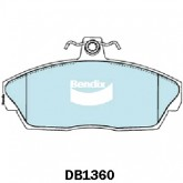 Bendix  Disc Brake Pad - DB1360 4WD