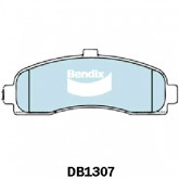 Bendix  Disc Brake Pad - DB1307 GCT